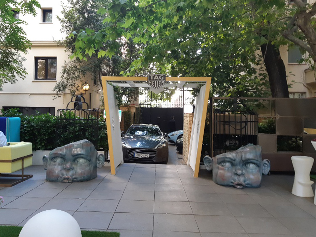 Diseño y Decoración Eventos de lujo Madrid