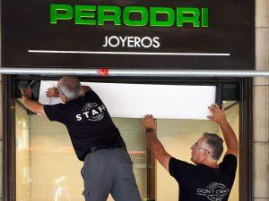 Escaparatismo en Tiendas de Bilbao