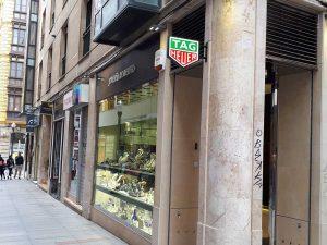 Mobiliario para tiendas en Gijón
