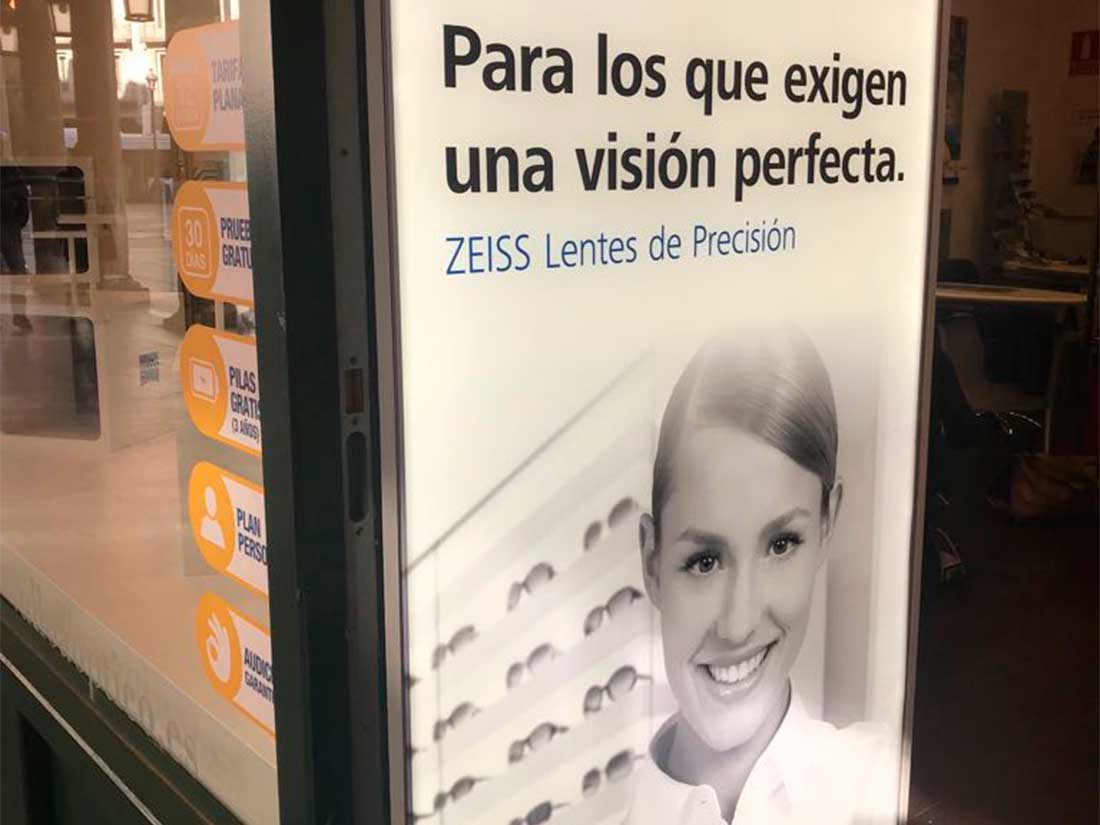 Escaparatismo en Valladolid